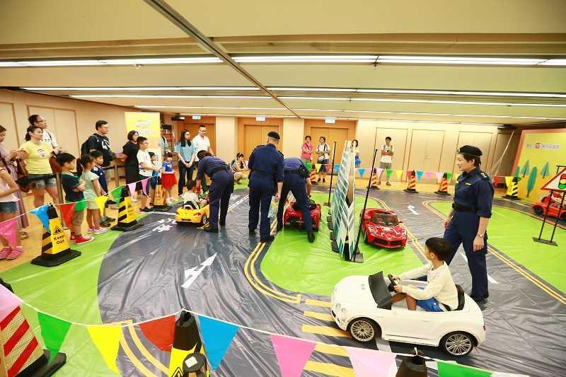 灣仔區2019交通安全模擬駕駛體驗同樂日