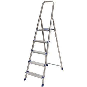 意大利 Framar 五級鋁摺梯
