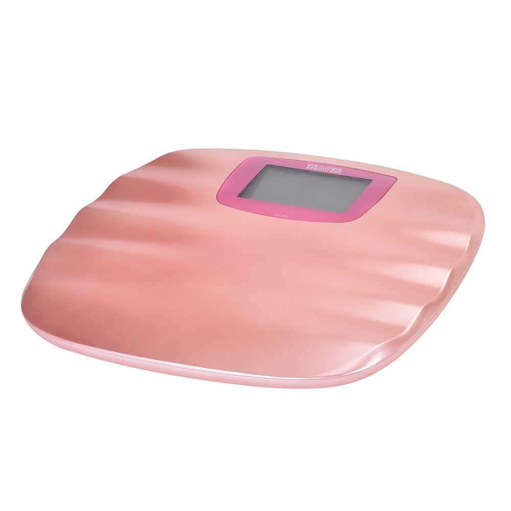 日本Tanita電子體重磅HD390 (粉色)