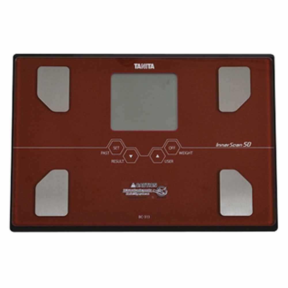 百利達脂肪磅BC-313(紅色)