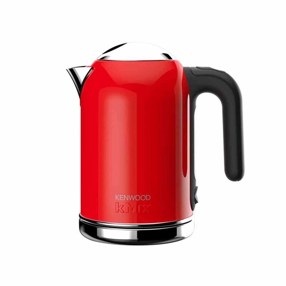 KENWOOD 無線電熱水壺 SJM020(紅色)