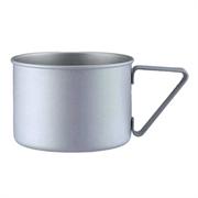 日本制造型格不锈钢户外耳杯(原色)