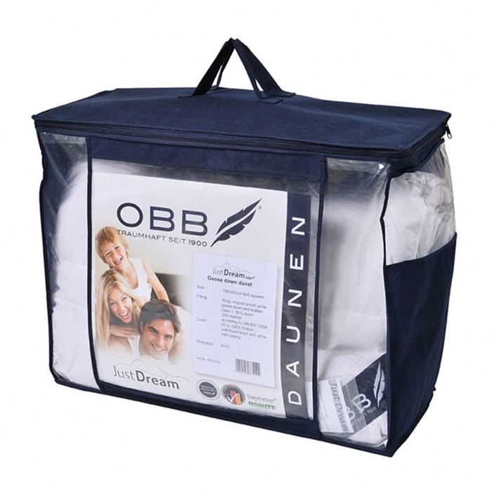 OBB 90% Goose Down Quilt (Double)