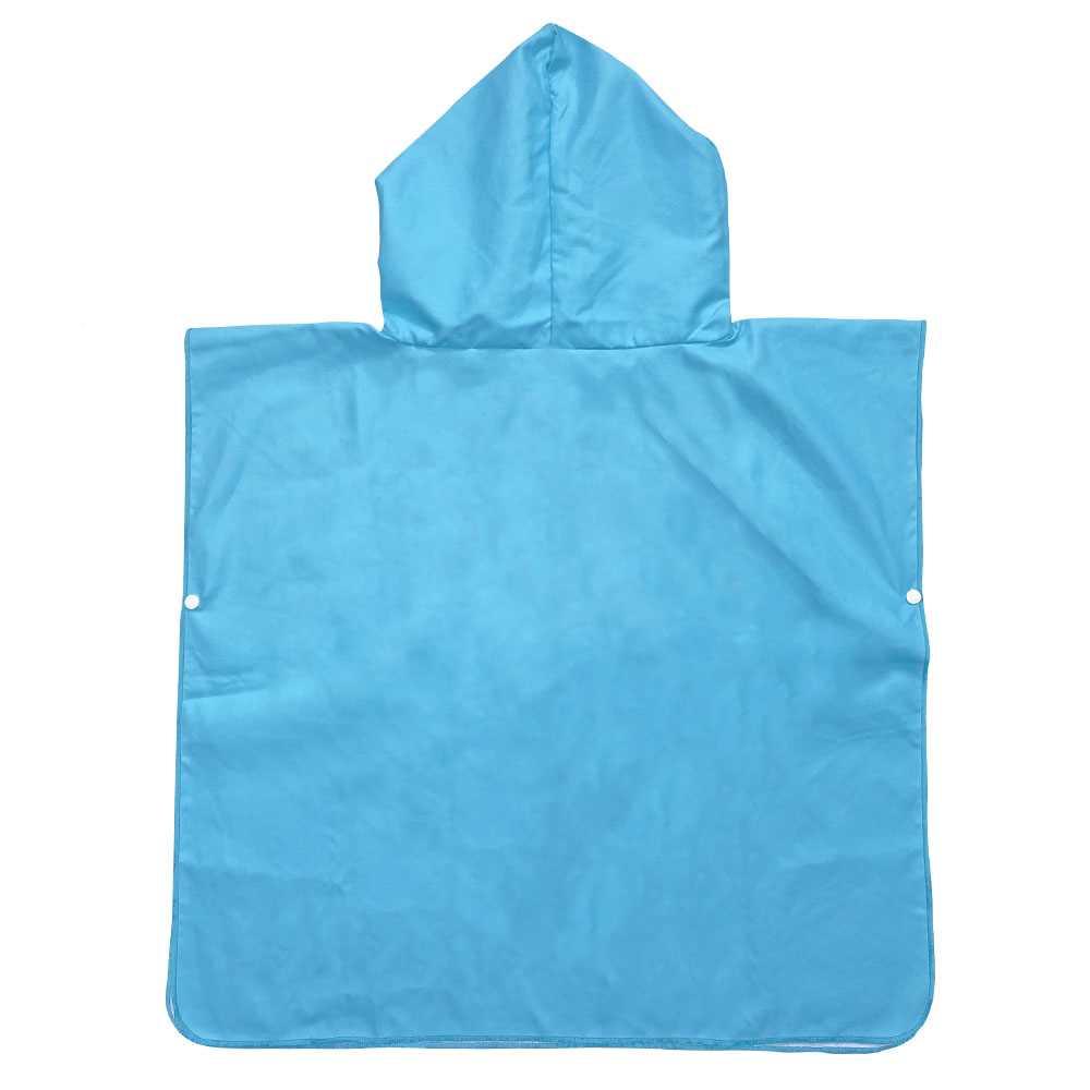 IQ博士小吉小童吸水毛巾沙灘斗篷191KQW02
