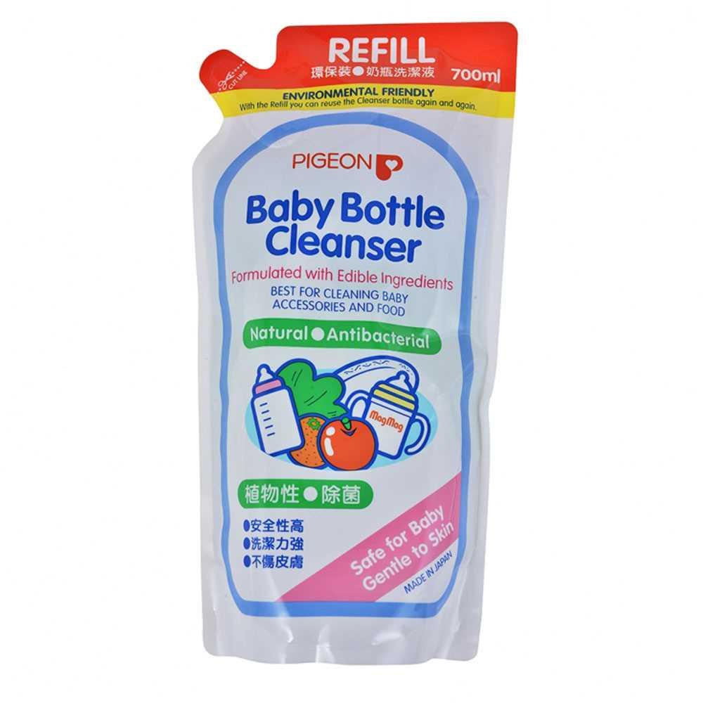 PIGEON 環保裝-奶瓶洗潔液.