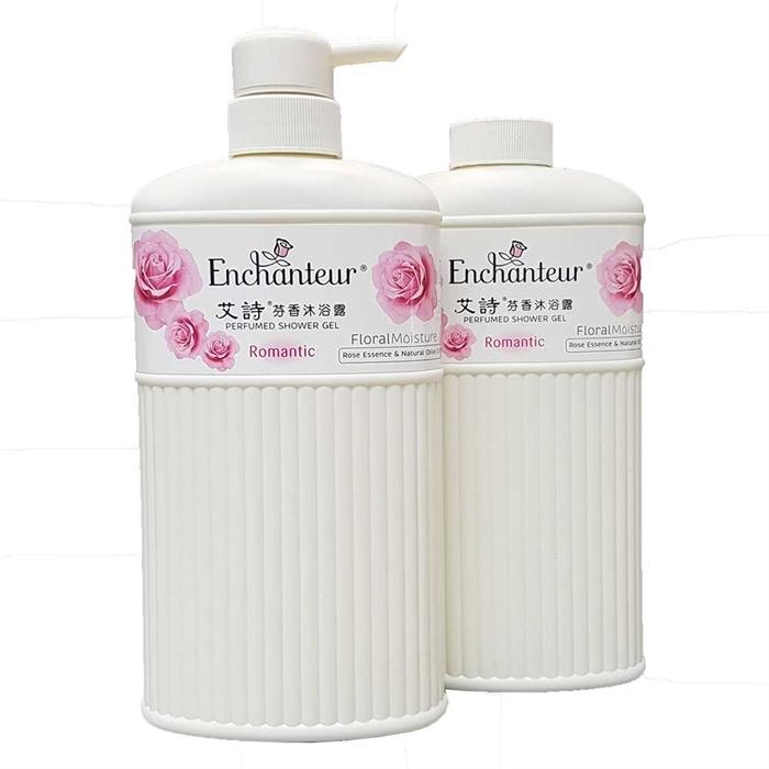Enchanteur Perfumed Shower Gel 550ml (P+R) - Romantic