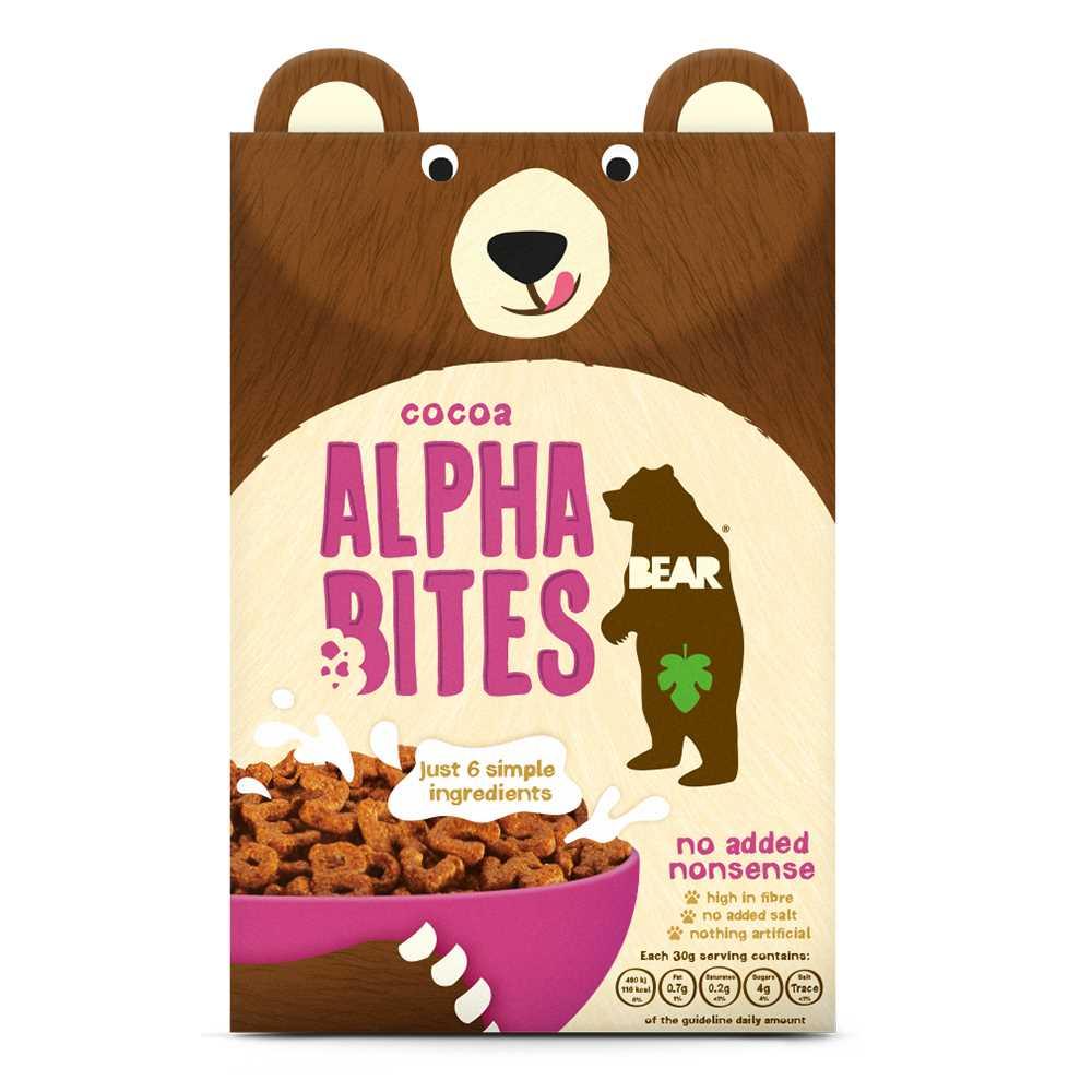 BearN Alphabites(Cocoa)CT-EB044