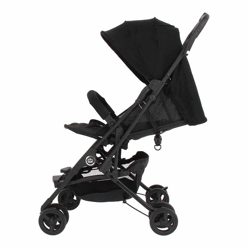 Mimosa Cabin City + Stroller Jet Set Black MMS-17026