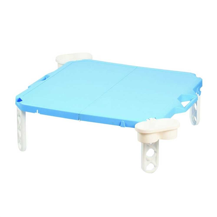 Pearl Life Foldable HandyTable D-6361 (Blue)