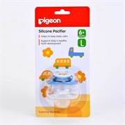 Pigeon Silicone Pacifier N744 (6pcs)