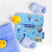 环保面包袋Kids系列(海洋)