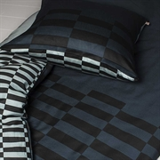 Denmark Brand Mette Ditmer 100% Cotton Bed Set Double Size (Check)