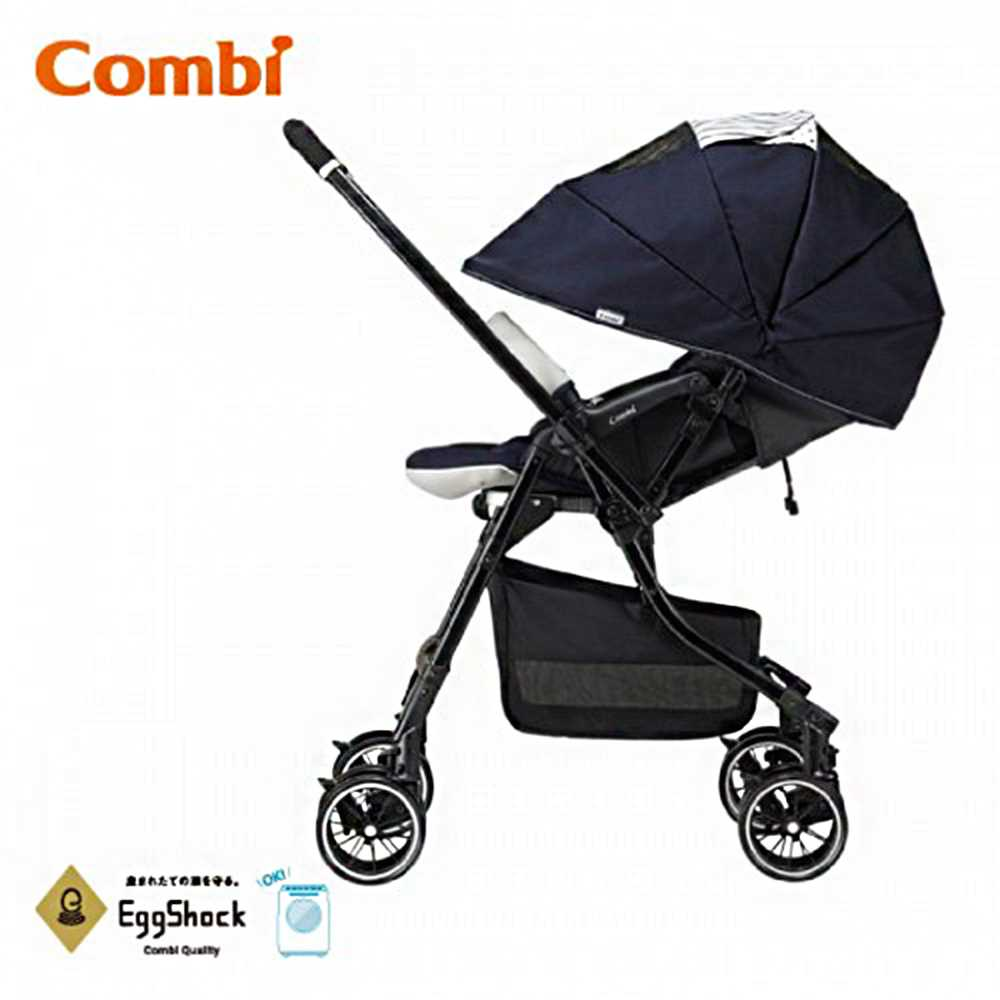 Combi 嬰兒手推車116786-海軍藍