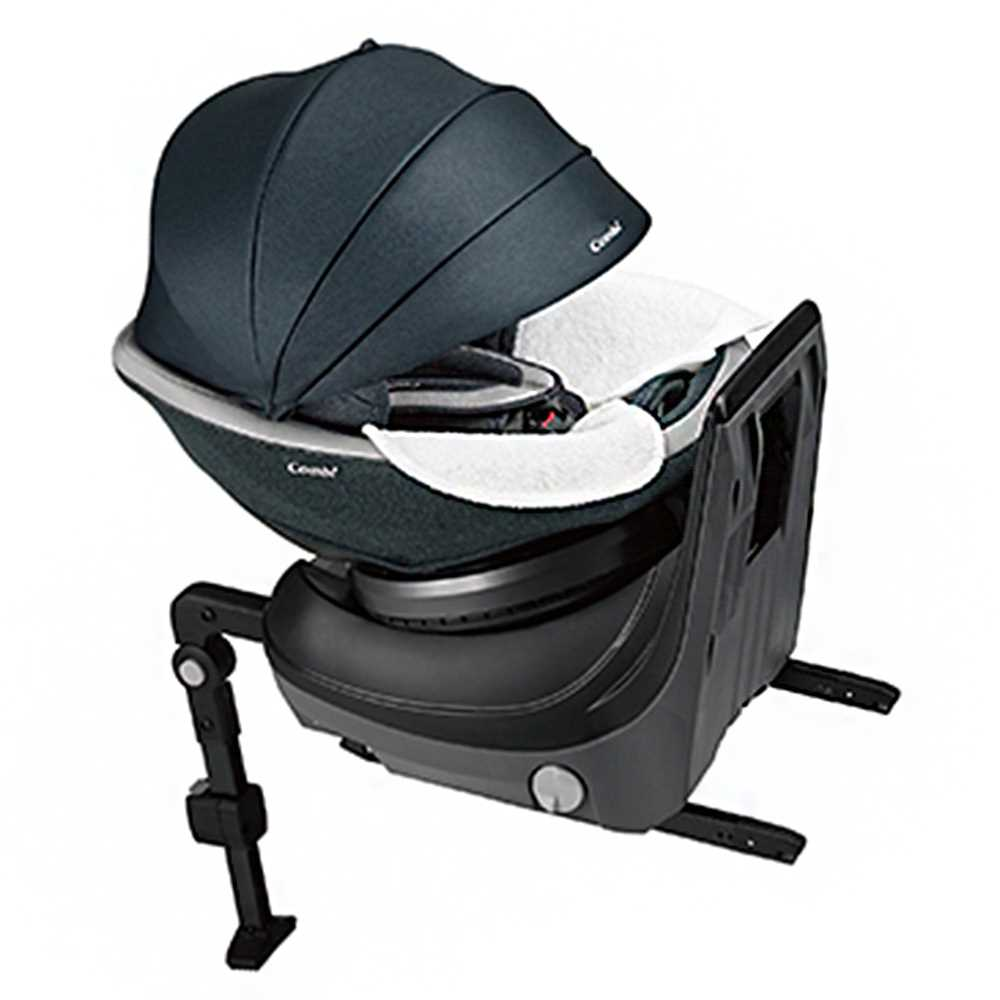 Combi Car Seat ISOFIX (HKG)114499-Navy Blue