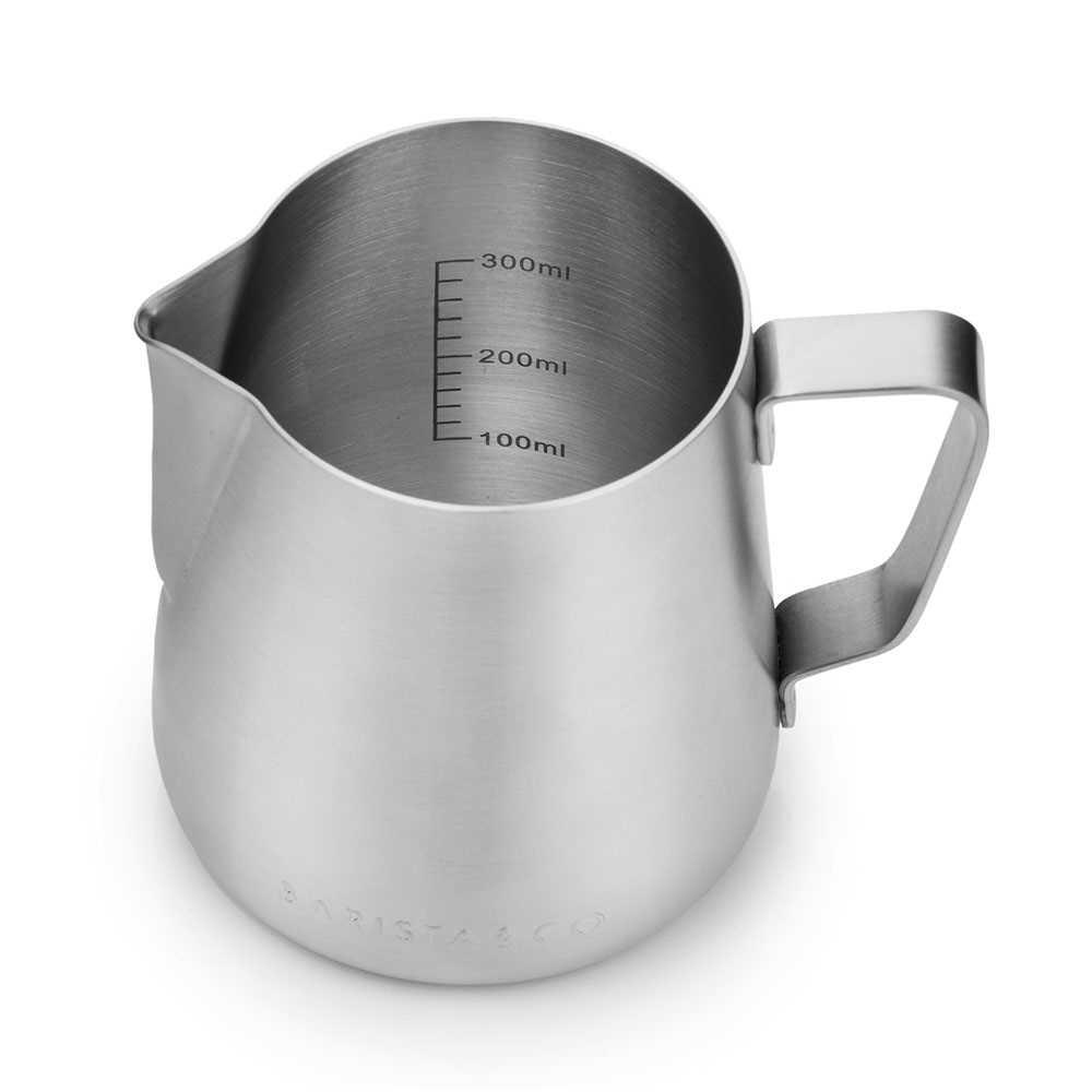 Barista & Co. Core S/S Milk Jug S/S 420ml
