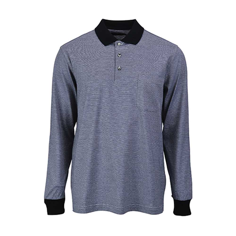 Barti Club Polo Shirt 1B - Grey