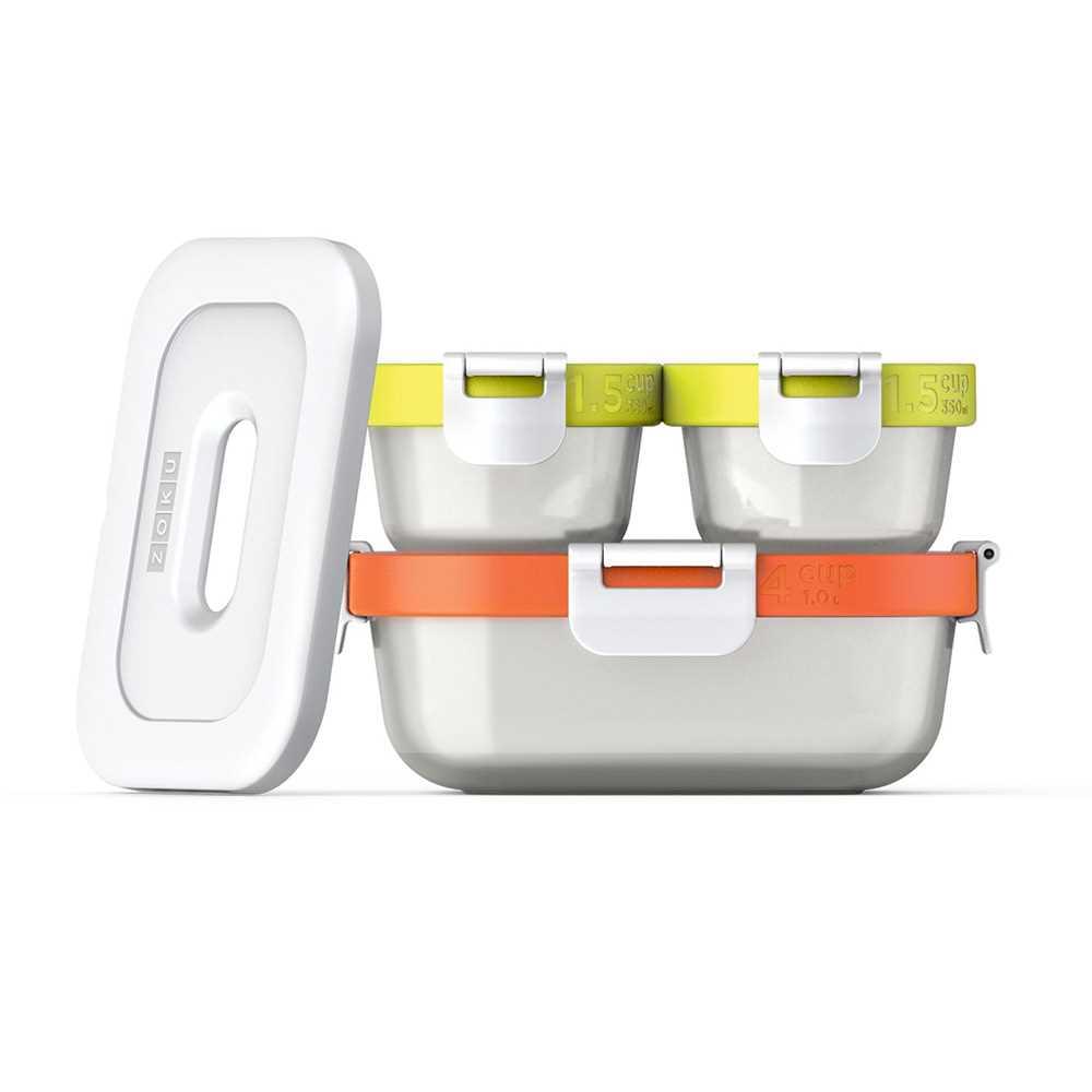 Zoku 食物盒7件套裝(包括冰種乙個)