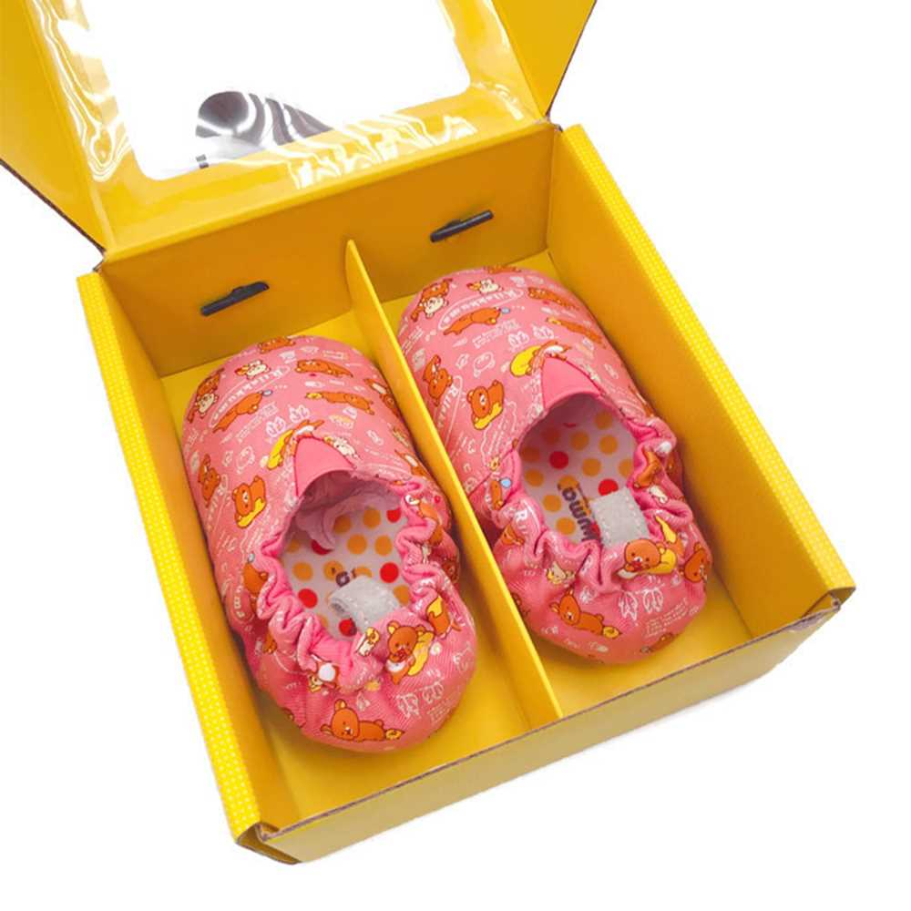 JPLUSJ Pink Relax Baby Shoes RKS301P