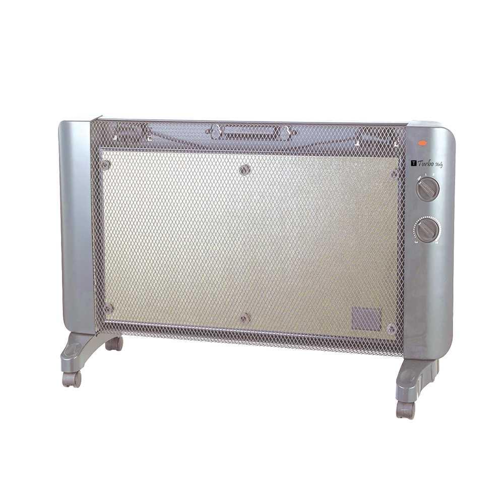 Turbo 2000W Mica Panel Bathroom Heater TMP-20J