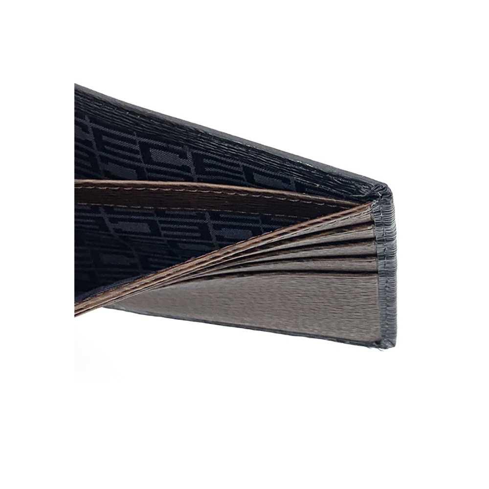 Enrico Coveri Card Wallet EC-SL-RISO-01-BLK