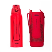 Thermos Vacuum Insulated Bottle 1L FFZ-1001F-RBK