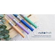 Nubo Straw PRO11 - Turquoise Green