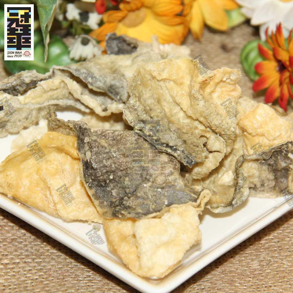 磯燒脆魚皮