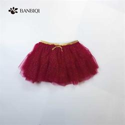 班比奇新款女童短裙00667