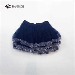 班比奇新款女童短裙00672