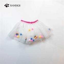 班比奇新款女童短裙00662