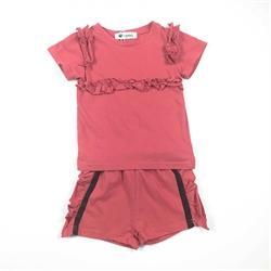 班比奇新款女童套装00434