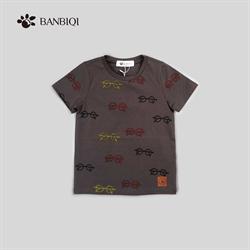班比奇新款男童T恤00866