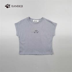 班比奇新款男童T恤00896