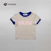 班比奇新款男童T恤00826