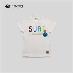 班比奇新款男童T恤00849