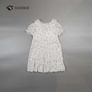 班比奇新款女童連衣裙00868