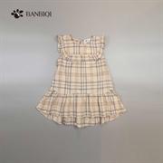 班比奇新款女童連衣裙00856
