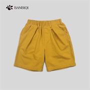 班比奇新款男童短裤00829