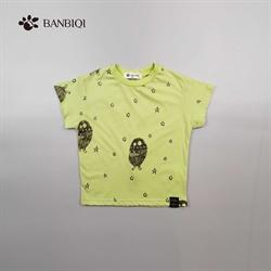 班比奇新款男童T恤00874