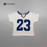 班比奇新款男童T恤00844