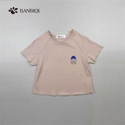 班比奇新款女童T恤00839