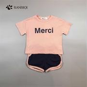 班比奇新款男童套装00922