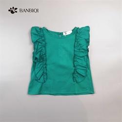 班比奇新款女童衬衫00816