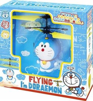 flying多啦A夢