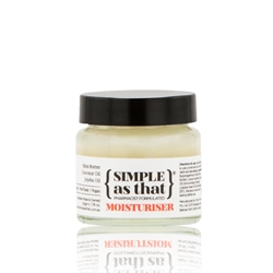 SIMPLE as that Shea Butter Moisturiser 50g