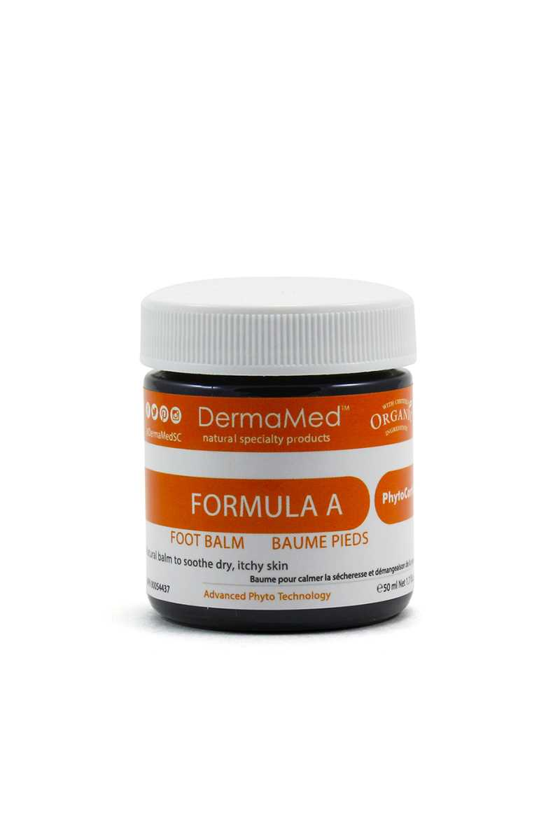 DermaMed Formula A Foot Balm (Athlete's Foot)