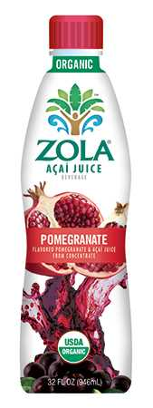 Zola Acai Juice (Pomegranate) 946ml
