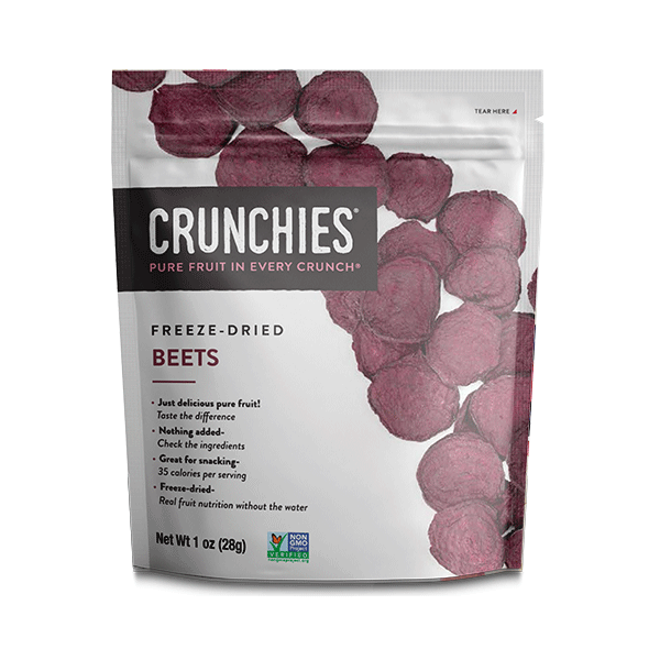 Crunchies Freeze Dried Beets