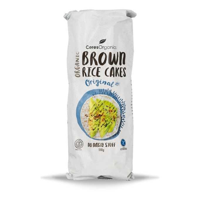 Ceres Organics 有機糙米餅(原味)