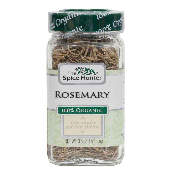 Spice Hunter Organic Rosemary